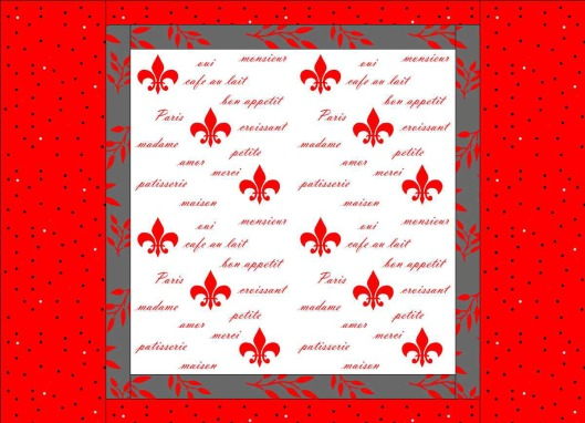 French Placemat2