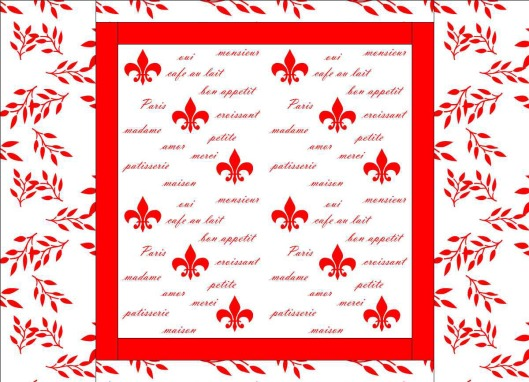 French Placemat3