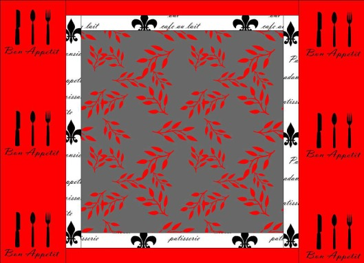 French Placemat4
